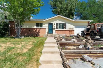 Single Family Home Under Contract: 10151 West 64th Avenue