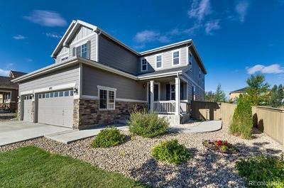 Castle Rock CO Single Family Home Active: $574,900