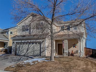 Highlands Ranch Single Family Home Under Contract: 10416 Tracewood Drive