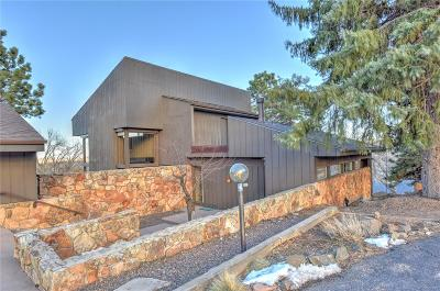 Jefferson County Single Family Home Under Contract: 14495 Foothill Road