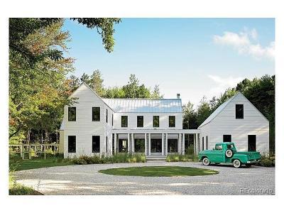 Arvada Single Family Home Active: 5172 Estes Lane