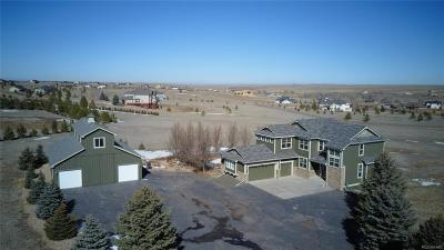 Parker Single Family Home Under Contract: 2403 Elkhorn Ranch Street
