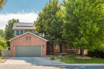 Arvada Single Family Home Under Contract: 6265 Devinney Circle