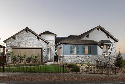 Arvada Single Family Home Under Contract: 19455 West 94th Avenue