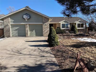 Highlands Ranch Single Family Home Under Contract: 573 Old Stone Drive