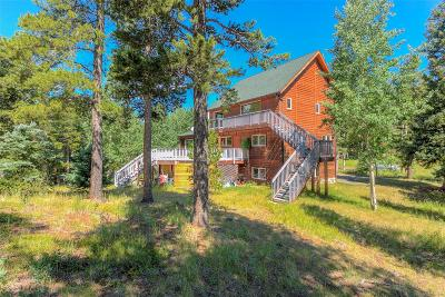 Conifer, Evergreen Single Family Home Active: 11162 Conifer Mountain Road