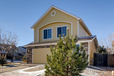 Castle Rock Single Family Home Active: 5576 Lost Meadow Trail