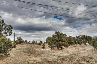 Golden Residential Lots & Land Active: 22085 Panorama Drive