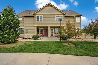 Castle Rock Condo/Townhouse Under Contract: 2671 Cutters Circle #101