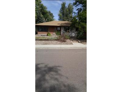Littleton Single Family Home Under Contract: 1793 West Crestline Avenue