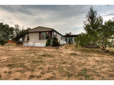 Lochbuie Single Family Home Active: 500 Yakima Court