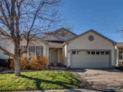 Parker Single Family Home Under Contract: 11755 Meadowood Lane