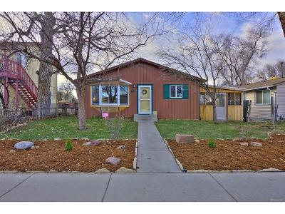 Erie Single Family Home Under Contract: 740 Pierce Street