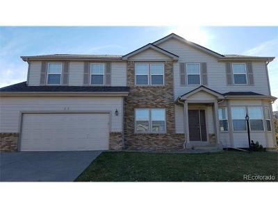 Castle Rock Single Family Home Active: 1626 Sand Wedge Way