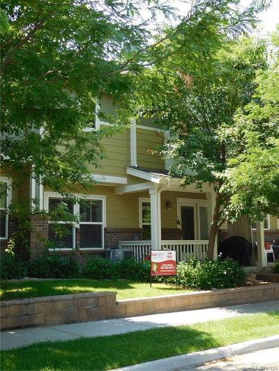 Commerce City Condo/Townhouse Active: 11866 Oak Hill Way #C