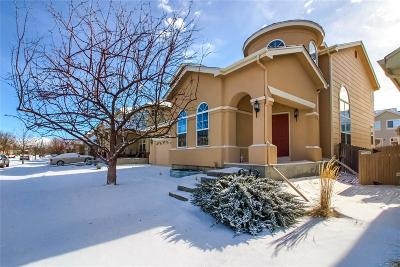 Commerce City Single Family Home Under Contract: 9702 East 112th Place