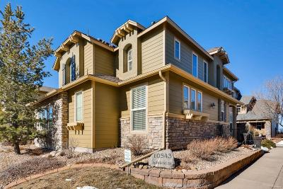 Highlands Ranch Single Family Home Under Contract: 10543 Ashfield Street