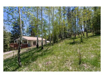 Evergreen Single Family Home Active: 7256 Aspen Meadow Drive