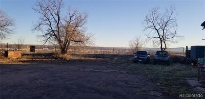 Arapahoe County Residential Lots & Land Active: 3280 South Clay Street