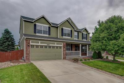 Highlands Ranch Single Family Home Under Contract: 10086 Brisbane Lane