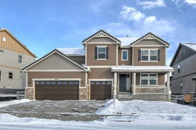 Broomfield County Single Family Home Active: 16226 Ute Peak Way