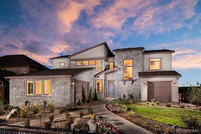 Aurora Single Family Home Active: 8220 South Kellerman Circle