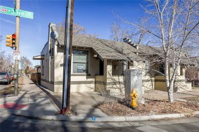Denver Condo/Townhouse Under Contract: 3493 West 33rd Avenue