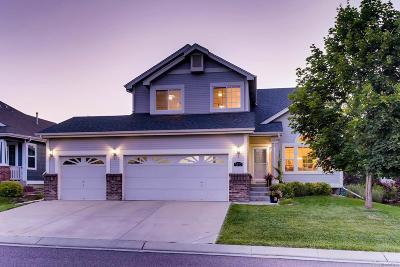 Longmont Single Family Home Active: 5422 Clover Basin Drive