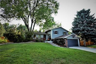 Centennial Single Family Home Under Contract: 6235 South Oneida Way
