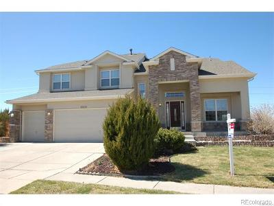 Aurora Single Family Home Active: 6609 South Himalaya
