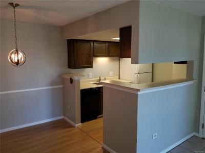 Denver Condo/Townhouse Under Contract: 4400 South Quebec Street #L102