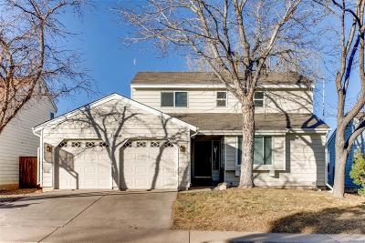 Littleton Single Family Home Under Contract: 11966 Blacktail Mountain