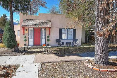 Old Colorado City Single Family Home Under Contract: 112 North Walnut Street