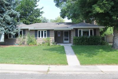 Englewood Single Family Home Active: 3164 South Vine Court