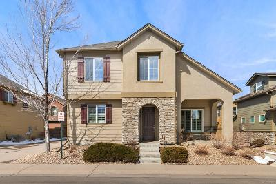 Highlands Ranch Single Family Home Active: 3857 Blue Pine Circle