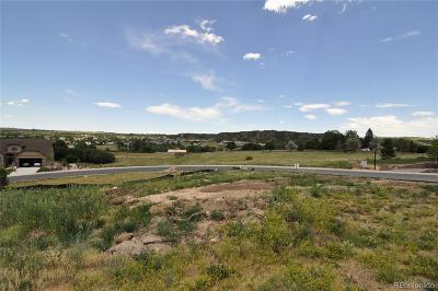Castle Rock Residential Lots & Land Under Contract: 1945 Holmby Court