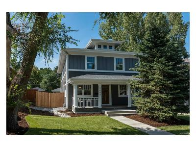 Single Family Home Under Contract: 2645 South Vine Street