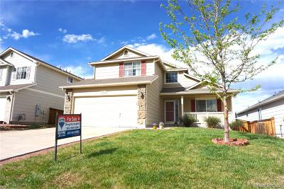 Ironstone, Stroh Ranch Single Family Home Under Contract: 12864 Capital Creek Street