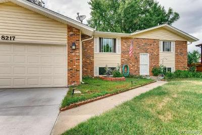 Arvada Single Family Home Active: 8217 Club Crest Drive