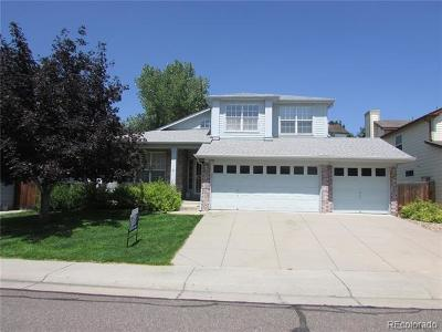 Lakewood Single Family Home Active: 2718 South Coors Court