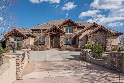 Single Family Home Sold: 5850 South Watson Lane