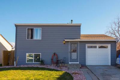 Broomfield Single Family Home Under Contract: 10012 Holland Court