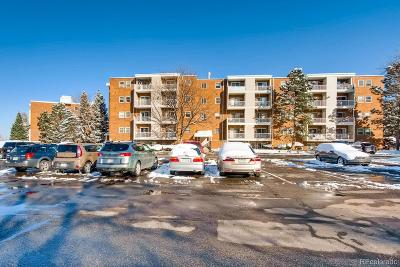 Golden Condo/Townhouse Under Contract: 1250 Golden Circle #106