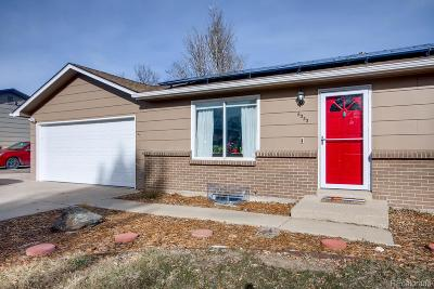 Arvada Single Family Home Active: 6353 West 78th Avenue