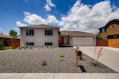 Aurora Single Family Home Under Contract: 1029 Laredo Street