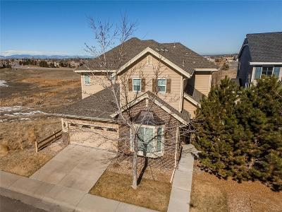 Highlands Ranch Single Family Home Active: 10807 Heatherton Circle