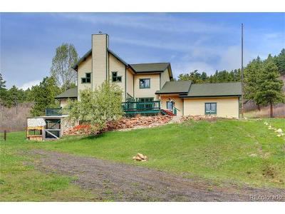 Littleton Single Family Home Active: 10803 Mill Hollow Road