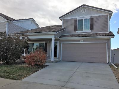 Green Valley Ranch Single Family Home Under Contract: 5543 Jericho Street