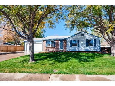 Thornton Single Family Home Active: 11285 Ash Circle