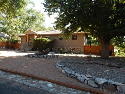 Broadmoor Single Family Home Active: 412 Yucca Drive